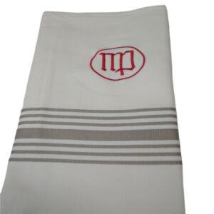 Πετσέτες pestemal με κεντημένο ζώδιο